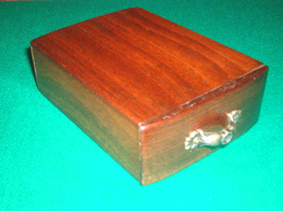 Business card Drawer Box