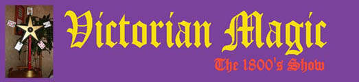 VICTORIAN MAGIC LOGO