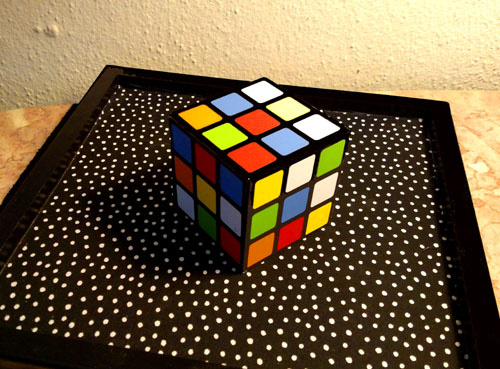 Rubik's Cube to Silks